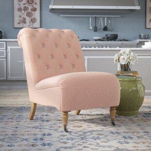 Best Legault Slipper Chair ByLark Manor