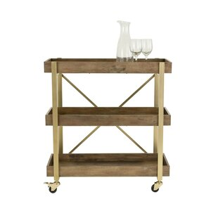 Amarion Bar Cart by Mistana