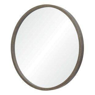 Gracie Oaks Aylesworth Wall Mirror