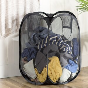 Wayfair Basics Small Pop Up Hamper