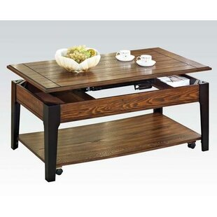 Englund Lift Top Coffee Table with Storage Darby Home Co