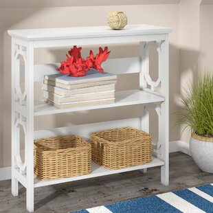 Affordable Price Buffavento Standard Bookcase By Beachcrest Home