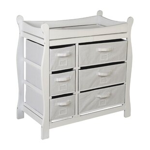 White Changing Tables Youu0027ll Love | Wayfair