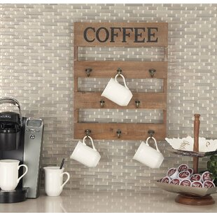 Wall Mounted Mug Rack Wayfair