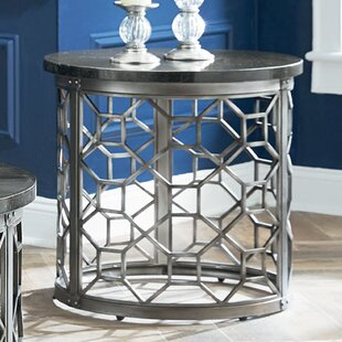 Where buy  Antoninus End Table by Willa Arlo Interiors