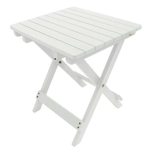 Juna Folding Wooden Side Table