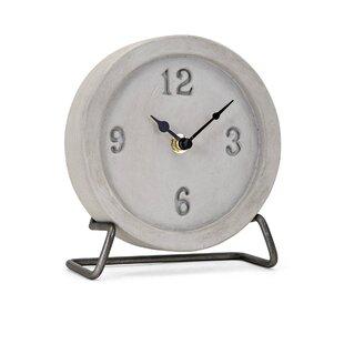 Beau Desk Tabletop Clock