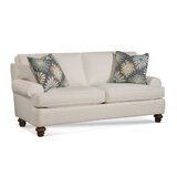 Lowell Loft 79 Recessed Arm Sofa Bed by Braxton Culler