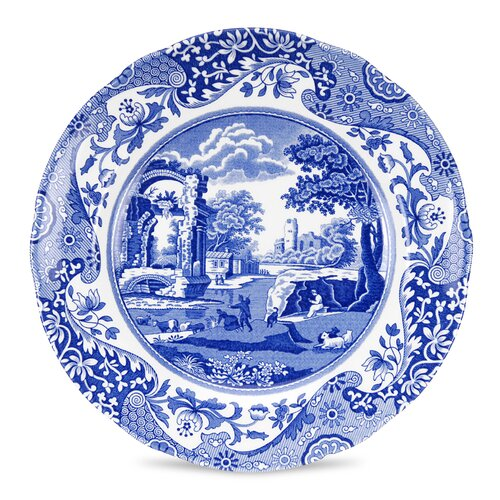 Spode Blue Italian 7 5 Bone China