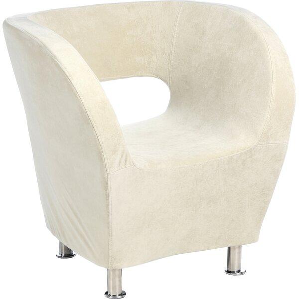 Superbe Corrigan Studio Clarinda Modern Barrel Chair U0026 Reviews | Wayfair