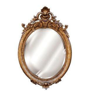 Hickory Manor House French Accent Mirror