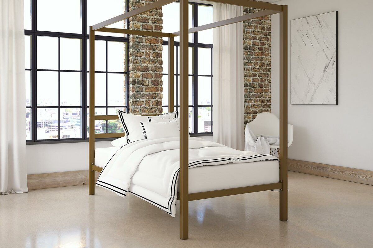 Stanley Canopy Bed : canopy bef - memphite.com