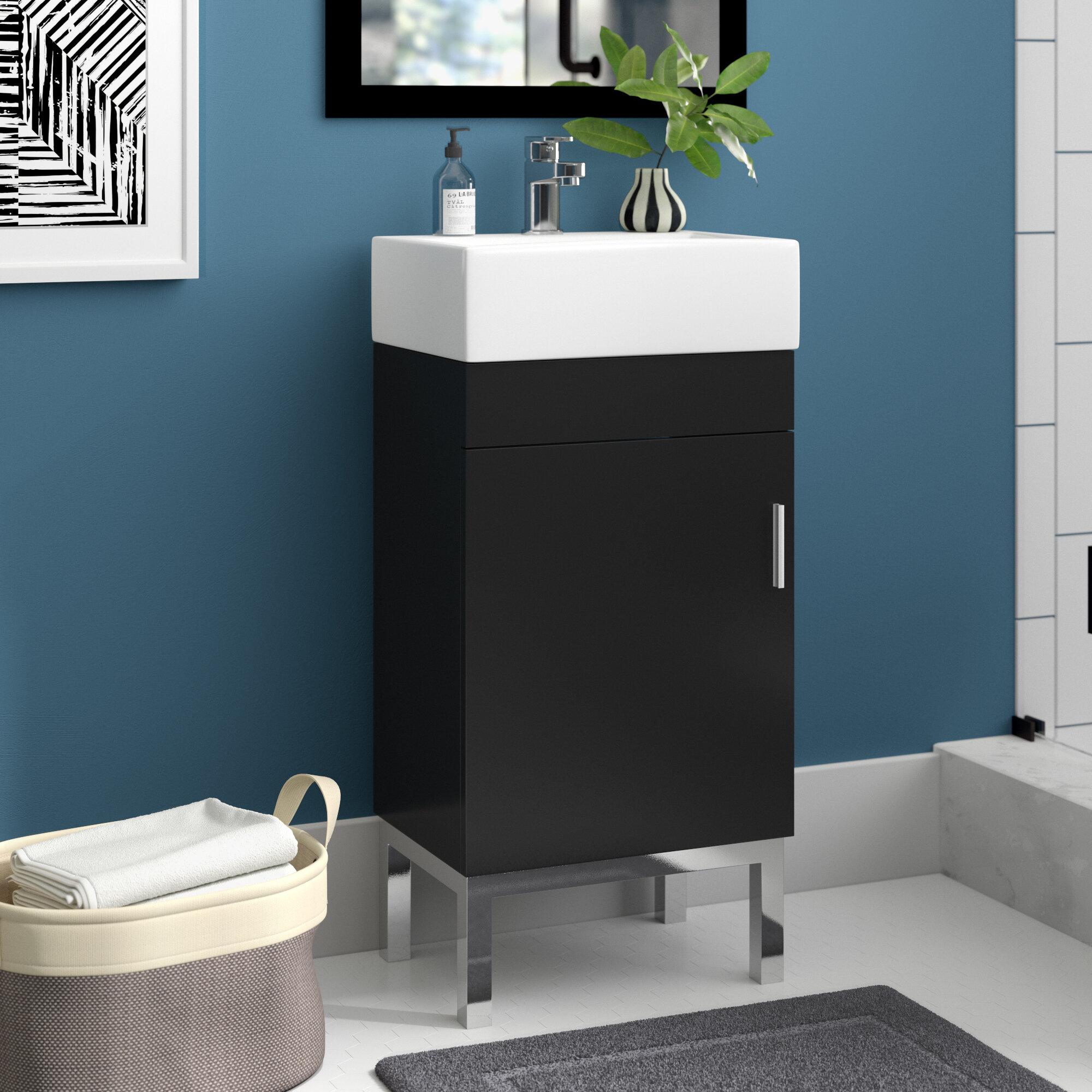 Newnan 16 Single Bathroom Vanity Set