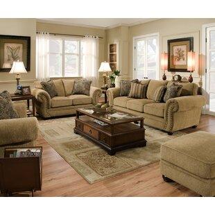 Channahon Simmons Stuart Configurable Living Room Set