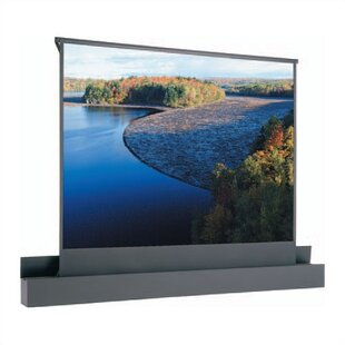 Affordable Ascender Electrol Matte White Electric Projection Screen By Da-Lite