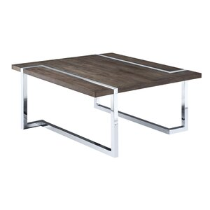 Aubuchon Square Coffee Table by Wade Logan