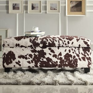 Michael Upholstered Storage Bench by House of Hampton