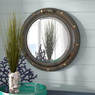 Beachcrest Home Alie Wall Mirror