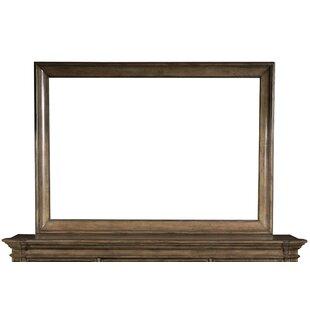Canora Grey Meier Rectanguler Dresser Mirror