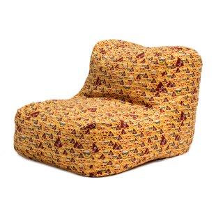 Emoji Party Bean Bag Chair by Zoomie Kids