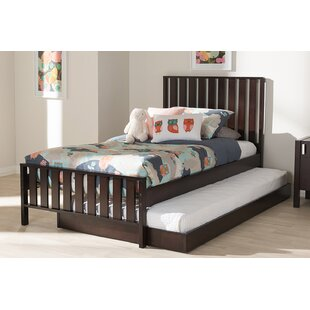 Grande Twin Bed with Trundle By Mack & Milo