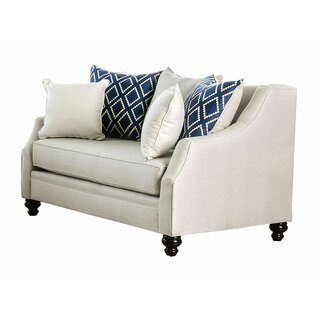 Aksel Loveseat by Winston Porter SKU:EC505475 Description