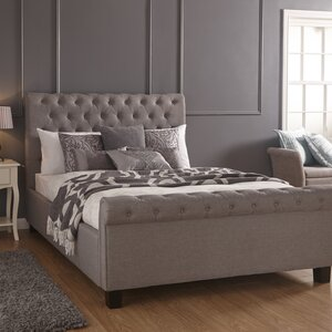 Quinn Betty Upholstered Ottoman Bed