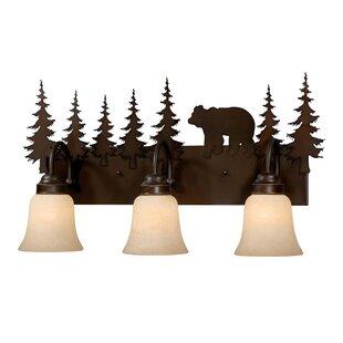 Bargain Jensen 3-Light Vanity Light ByLoon Peak