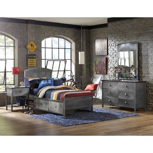 Albert Panel 4 Piece Bedroom Set By Viv + Rae