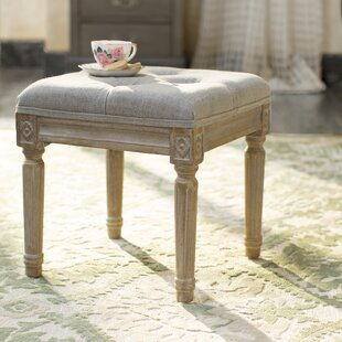 Letellier Vanity Stool by Lark Manor
