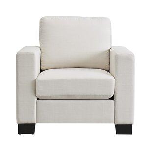 Superb Armour Down Filled Linen Club Chair