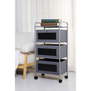 3 Drawer Chalk Cart  sc 1 st  Wayfair & Sterilite 3 Drawer Cart | Wayfair