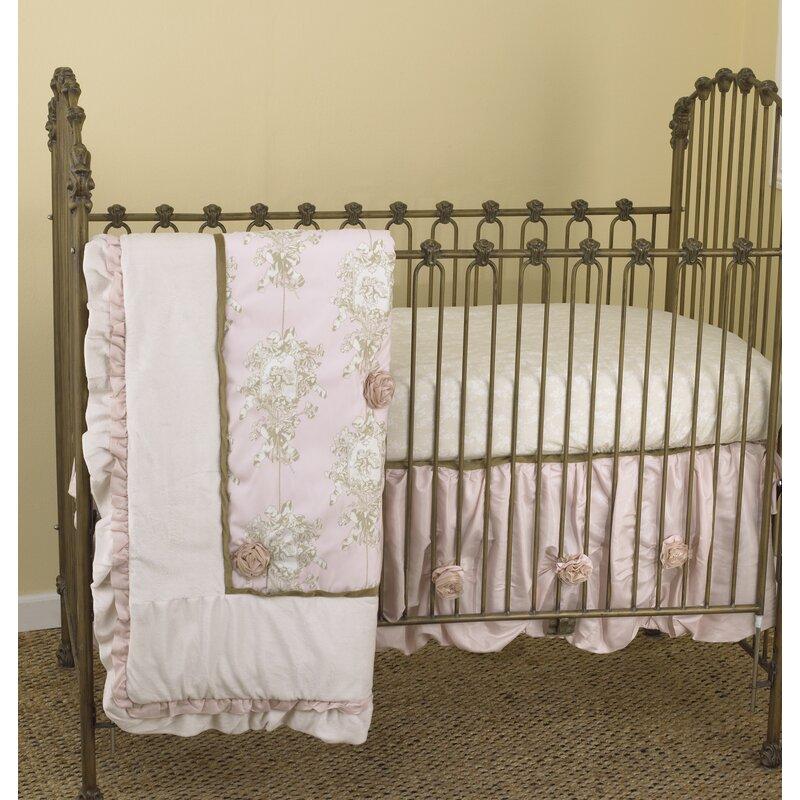 Harriet Bee Patterson 3 Piece Crib