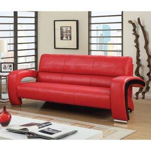 Obrian Contemporary Sofa by Orren Ellis