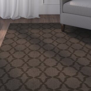 Southington Polypropylene Brown Area Rug by Charlton Home