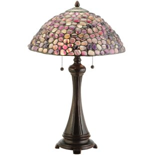 African lamps wayfair agata 25 table lamp mozeypictures Image collections