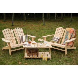 Double Adirondack Chair Wayfair