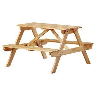 Kids Picnic Table ByORE Furniture