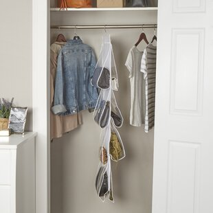 Wayfair Basics 8 Pocket Handbag Hanging Organizer