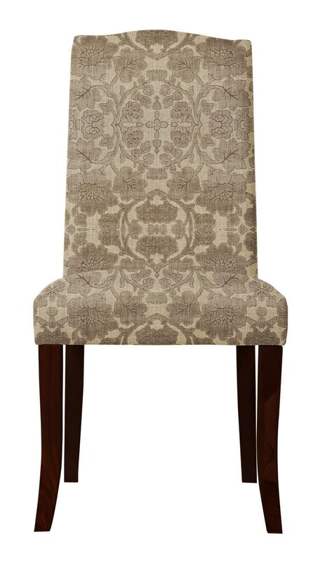 Coupon Lasseter Beige Brown Parsons Chair Set Of 2 By