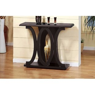 Lexi Stylish Console Table by Bloomsbury Market