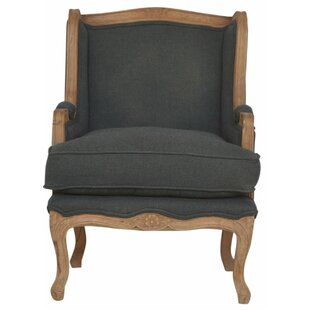 French Wing Armchair ...