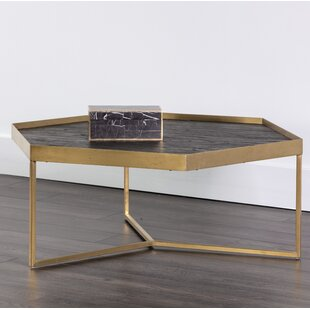 Shay Coffee Table with Tray Top