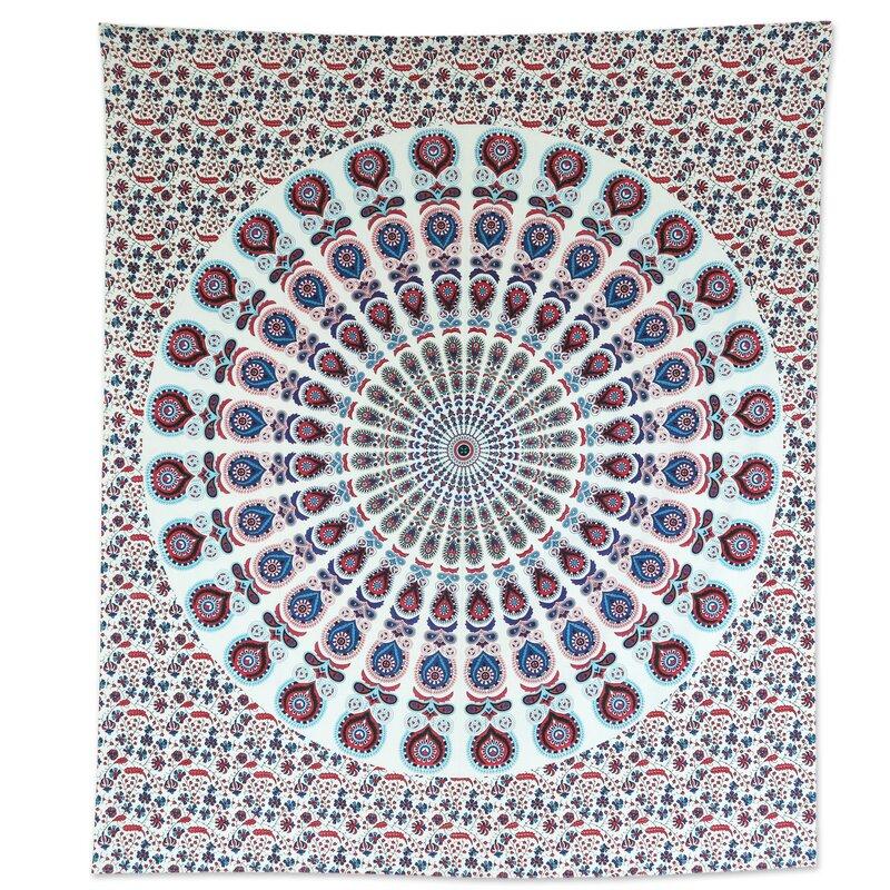 Novica Mandala Bouquet by Osho Maharaja Wall Hanging & Reviews   Wayfair