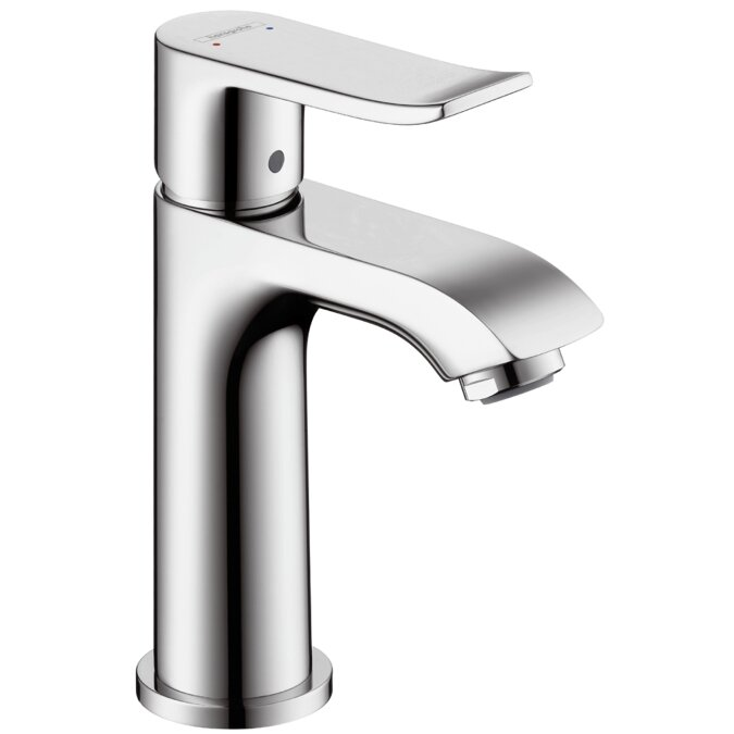 Bathroom Faucet One Hole hansgrohe metris single handle single hole standard bathroom