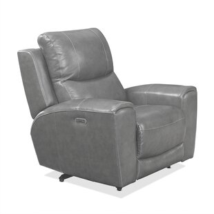 Aonan Power Leather Reclining Configurable Living Room Set by Red Barrel Studio®