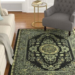 Price comparison Zoelle Gray Oriental Area Rug ByDarby Home Co