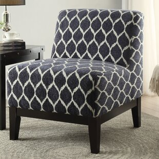 Cecelia Slipper Chair by A&J Homes Studio