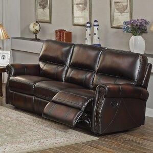 Nevada Leather Reclining Sofa & Wall Hugger Reclining Sofa | Wayfair islam-shia.org