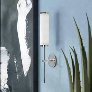 Brixey 1-Light Wall Sconce By Wade Logan Wall Lights